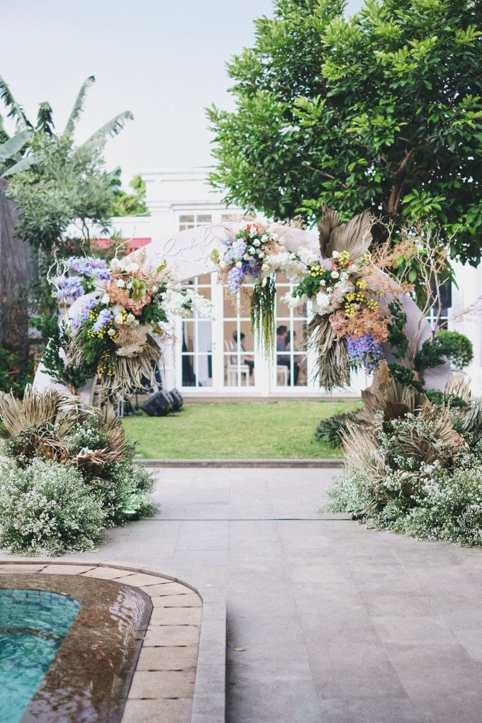Rachel Theresia & Audy Pratama Engagement Day by Medina Catering - 003
