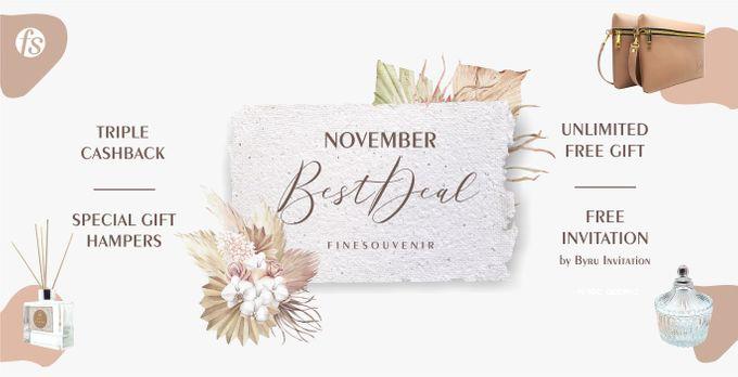 Fine Souvenir November BEST DEAL by Fine Souvenir - 001