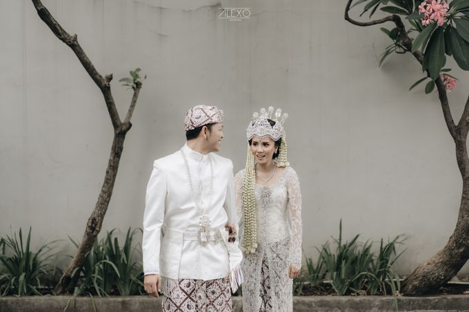 Planner for Intimate Wedding Coby and Tami by Double Happiness Wedding Organizer - 025