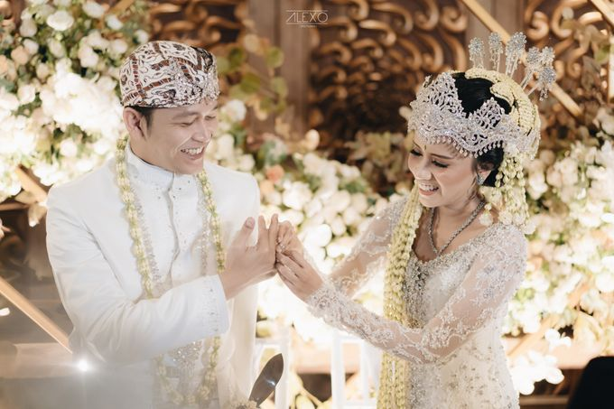 Planner for Intimate Wedding Coby and Tami by Double Happiness Wedding Organizer - 011