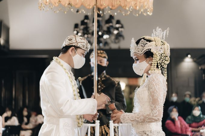 Planner for Intimate Wedding Coby and Tami by Double Happiness Wedding Organizer - 008