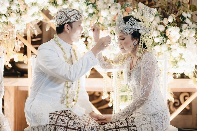 Planner for Intimate Wedding Coby and Tami by Double Happiness Wedding Organizer - 013
