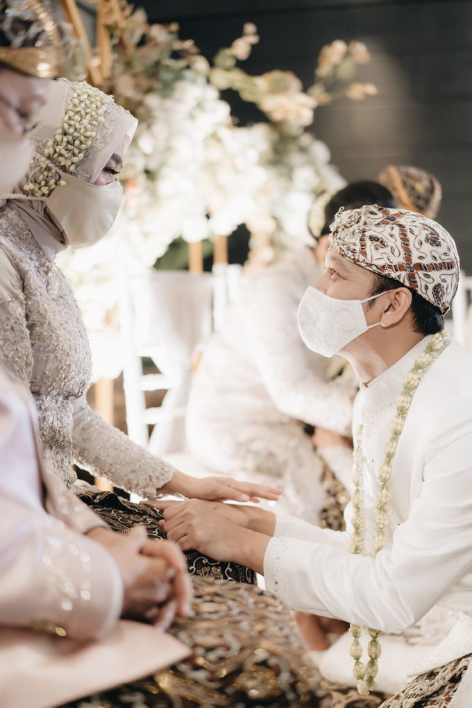 Planner for Intimate Wedding Coby and Tami by Double Happiness Wedding Organizer - 014