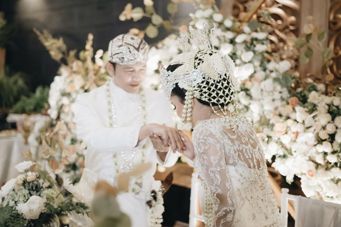 Planner for Intimate Wedding Coby and Tami by Double Happiness Wedding Organizer - 012