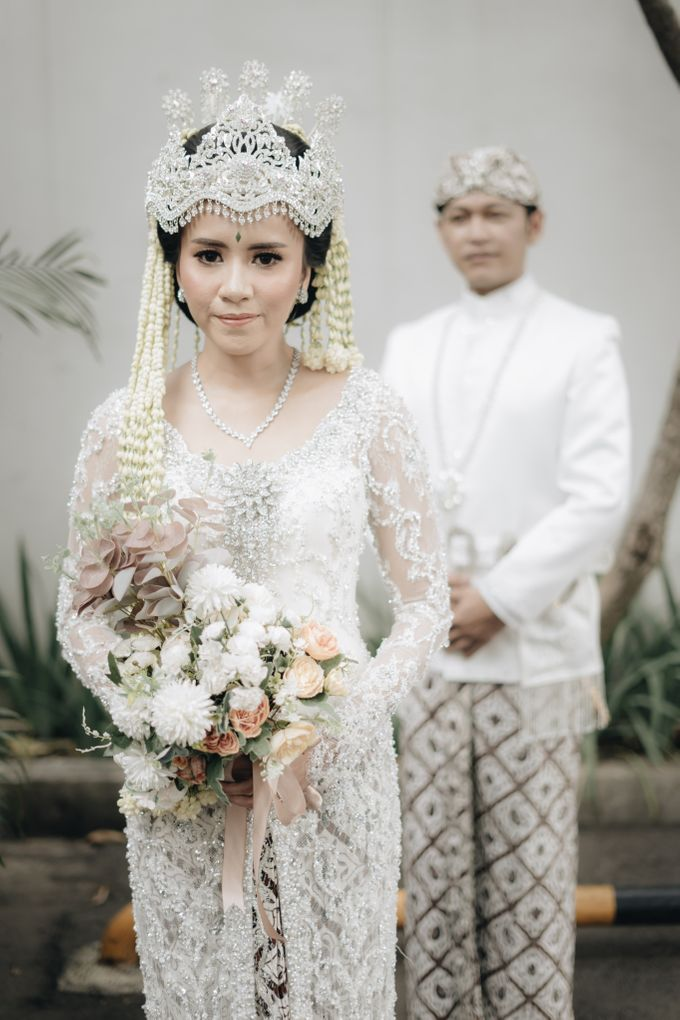 Planner for Intimate Wedding Coby and Tami by Double Happiness Wedding Organizer - 020
