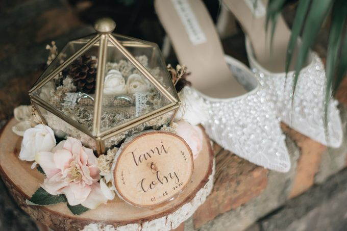 Planner for Intimate Wedding Coby and Tami by Double Happiness Wedding Organizer - 027
