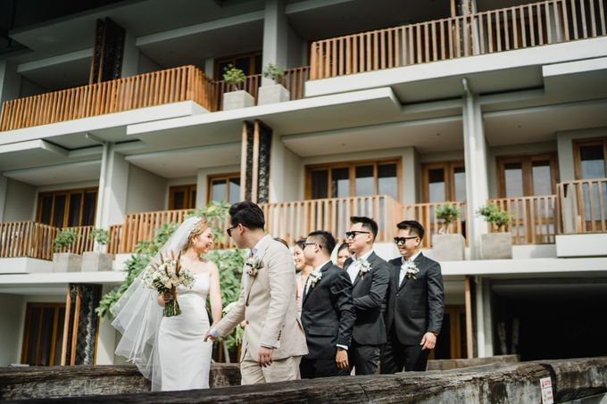 Wedding Planner for Frederico & Stephanie by Double Happiness Wedding Organizer - 011