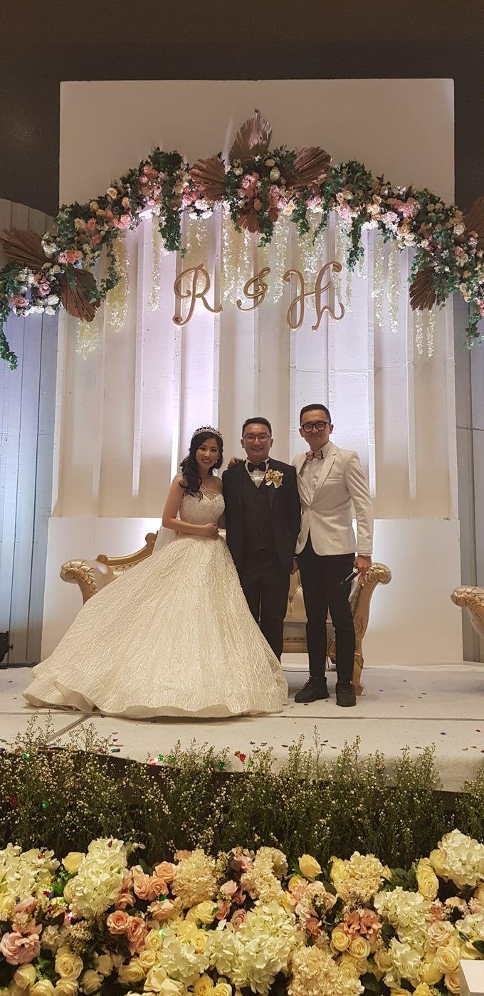 Wedding of Ardi & Helga by MC Samuel Halim - 002