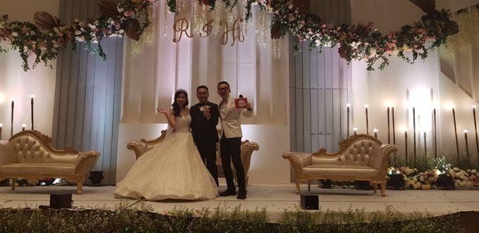 Wedding of Ardi & Helga by MC Samuel Halim - 001