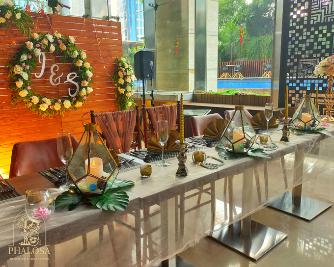 Wedding Of Iwan & Selly by Phalosa Event Decoration & Table Setting - 003
