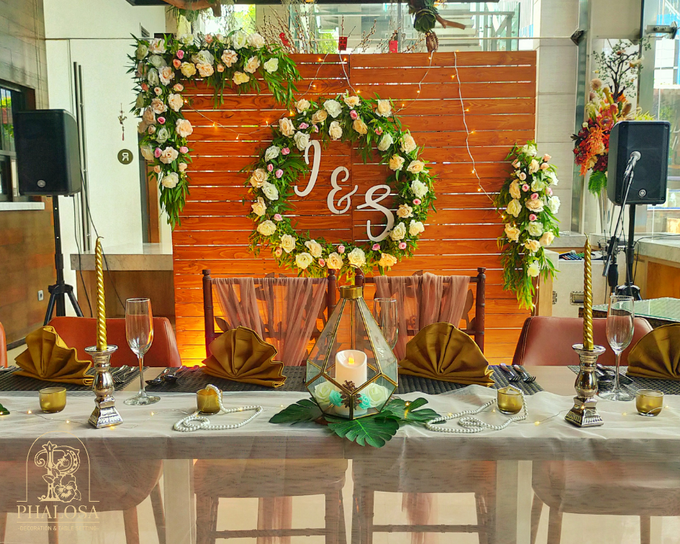Wedding Of Iwan & Selly by Phalosa Event Decoration & Table Setting - 002