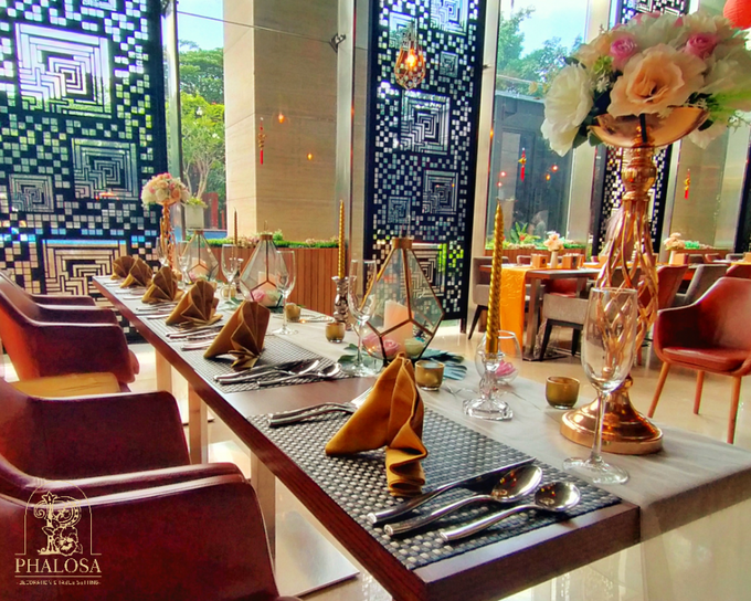 Wedding Of Iwan & Selly by Phalosa Event Decoration & Table Setting - 005