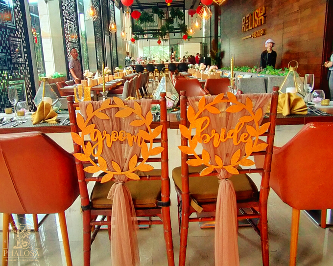 Wedding Of Iwan & Selly by Phalosa Event Decoration & Table Setting - 001