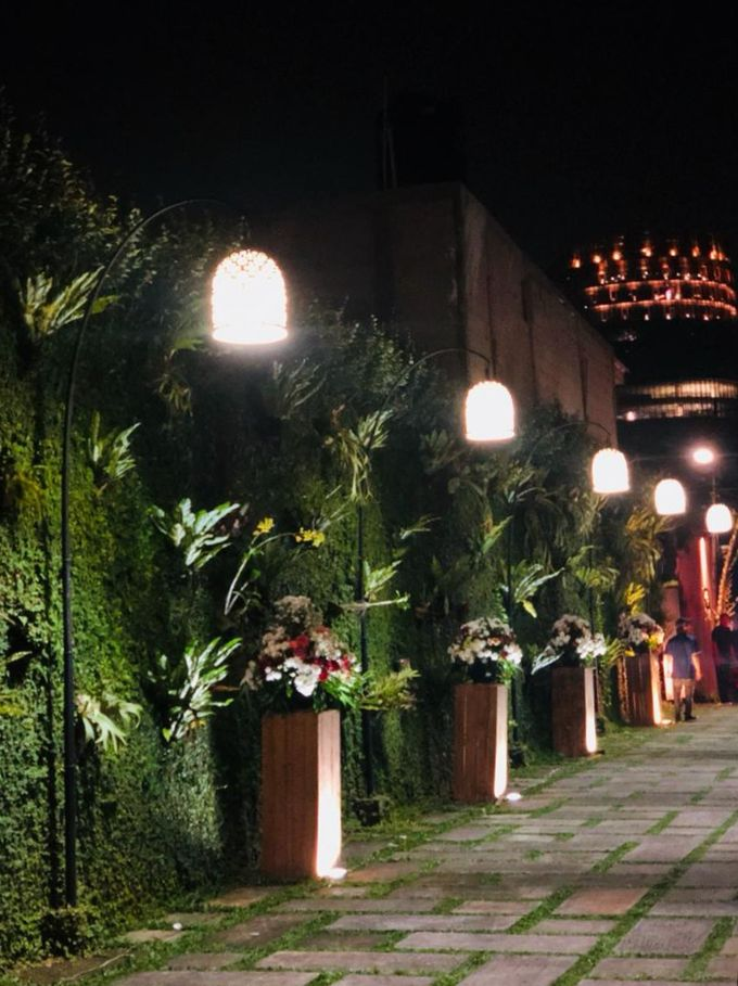 Outdoor Wedding by Dirasari Catering - 011