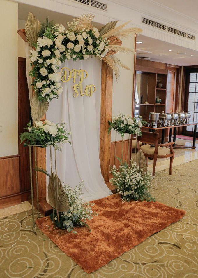 Engagement of Dara & Setio by The Sultan Hotel & Residence Jakarta - 002