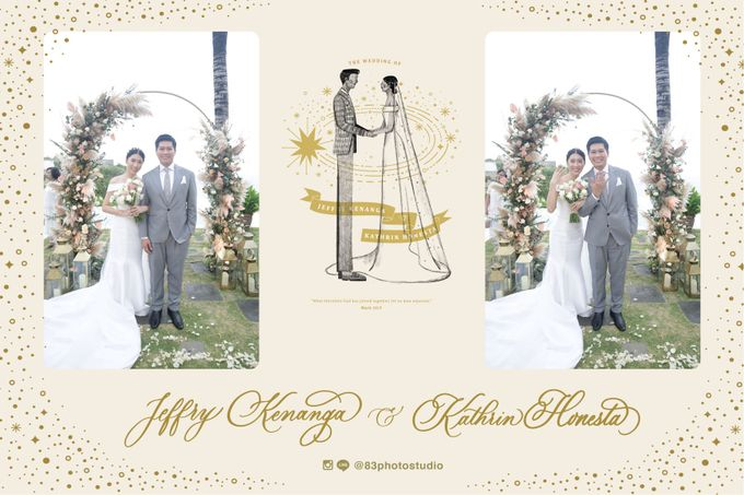Jeffry and Kathrin Wedding by 83photostudio - 004