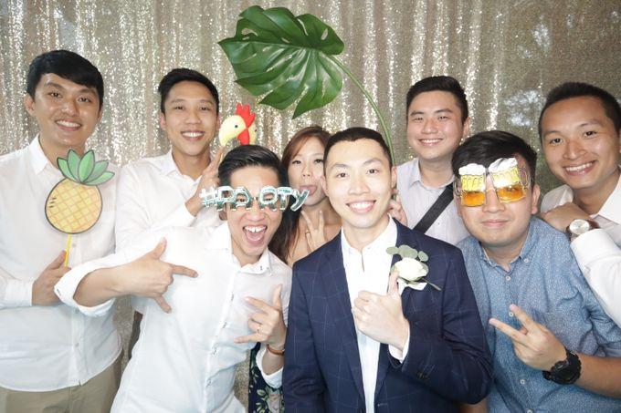 Jingshan & Kay Wedding by 83photostudio - 007