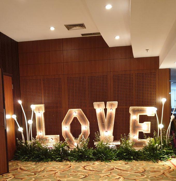 International Wedding by Dirasari Catering - 015