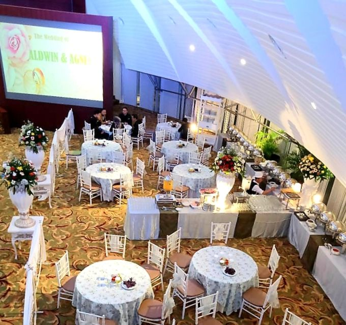 International Wedding by Dirasari Catering - 002