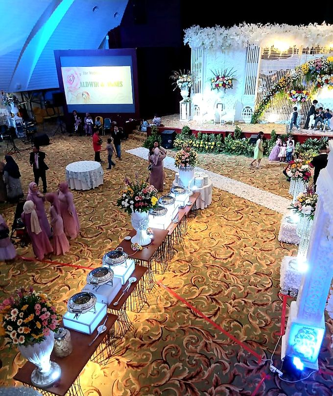 International Wedding by Dirasari Catering - 012