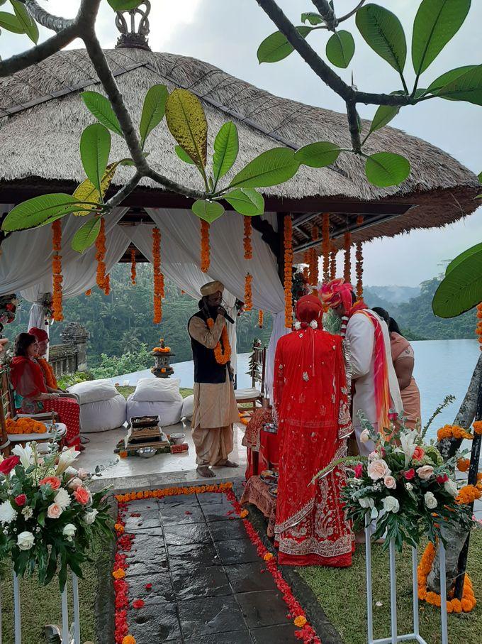 THE WEDDING LAUREN & MANVENDRA 13 FEB 2020 by Puri Wulandari, A Boutique Resort & Spa - 010