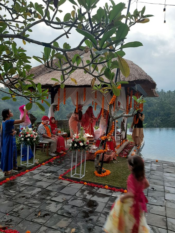 THE WEDDING LAUREN & MANVENDRA 13 FEB 2020 by Puri Wulandari, A Boutique Resort & Spa - 009