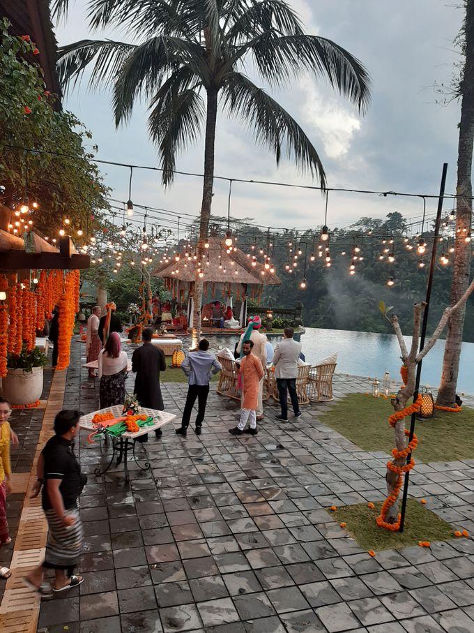THE WEDDING LAUREN & MANVENDRA 13 FEB 2020 by Puri Wulandari, A Boutique Resort & Spa - 015