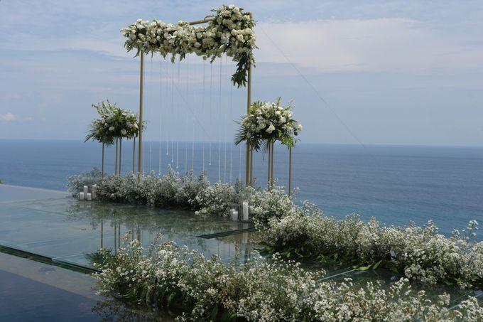 Wedding Mega & Jonny 20.02.2020 by Bali Bless Florist - 002