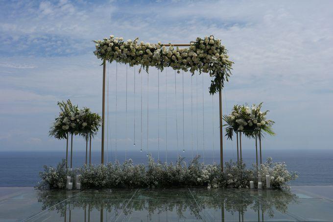 Wedding Mega & Jonny 20.02.2020 by Bali Bless Florist - 001