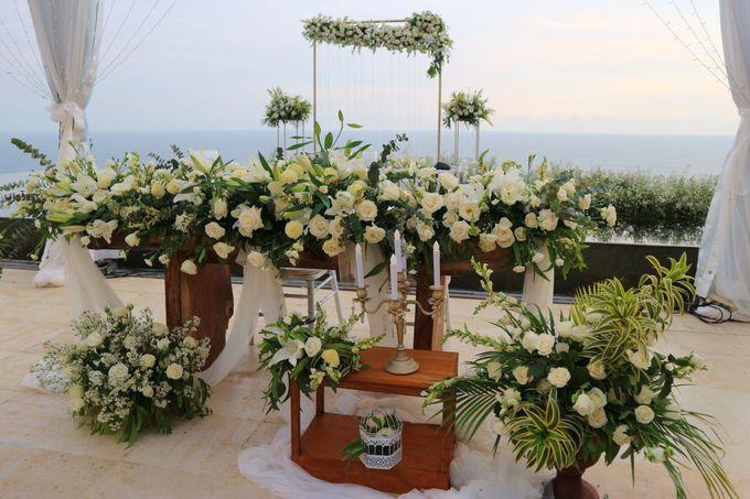 Wedding Mega & Jonny 20.02.2020 by Bali Bless Florist - 004