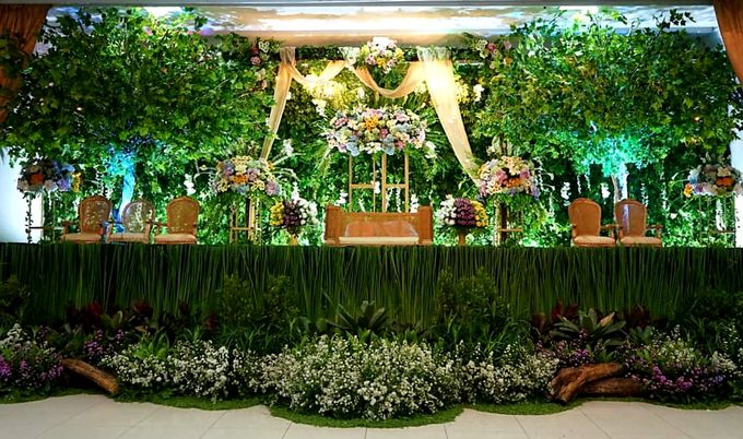 Rustic Wedding by Dirasari Catering - 026