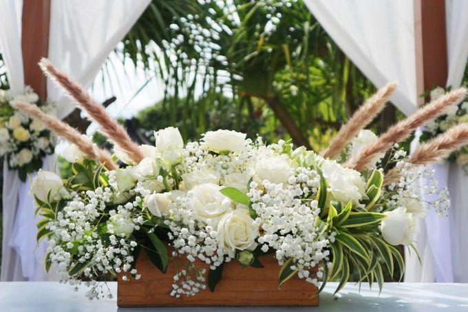 Wedding Frederico & Stephanie 22.02.2020 by Bali Bless Florist - 006