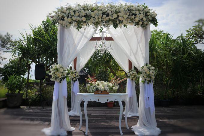 Wedding Frederico & Stephanie 22.02.2020 by Bali Bless Florist - 001