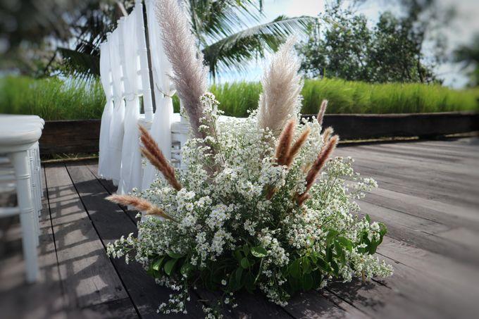Wedding Frederico & Stephanie 22.02.2020 by Bali Bless Florist - 004