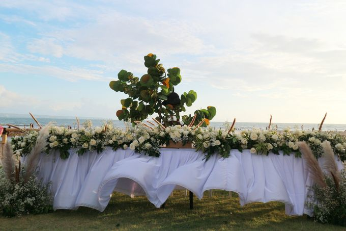 Wedding Frederico & Stephanie 22.02.2020 by Bali Bless Florist - 007