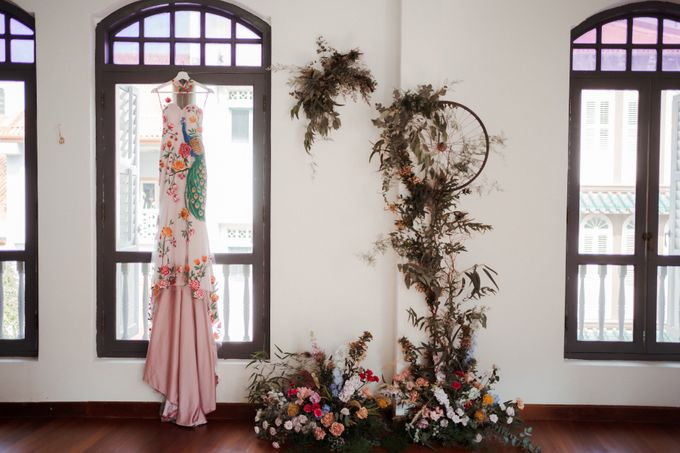German-Peranakan Love Story by Arches & Co. - 003