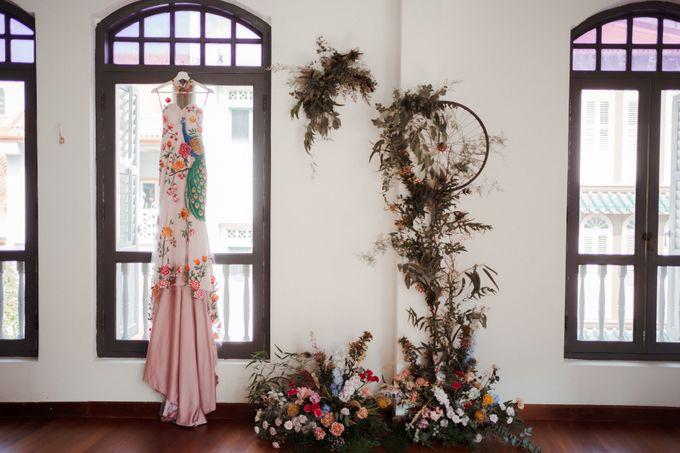German-Peranakan Love Story by The Bloomish Eden - 003