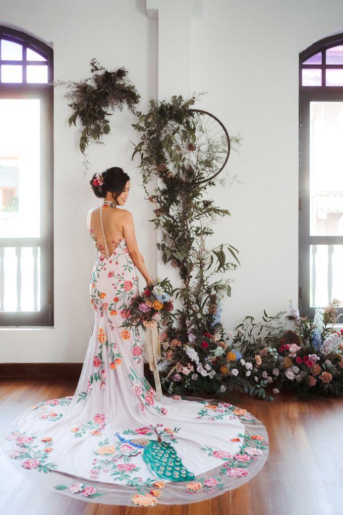 German-Peranakan Love Story by The Bloomish Eden - 007