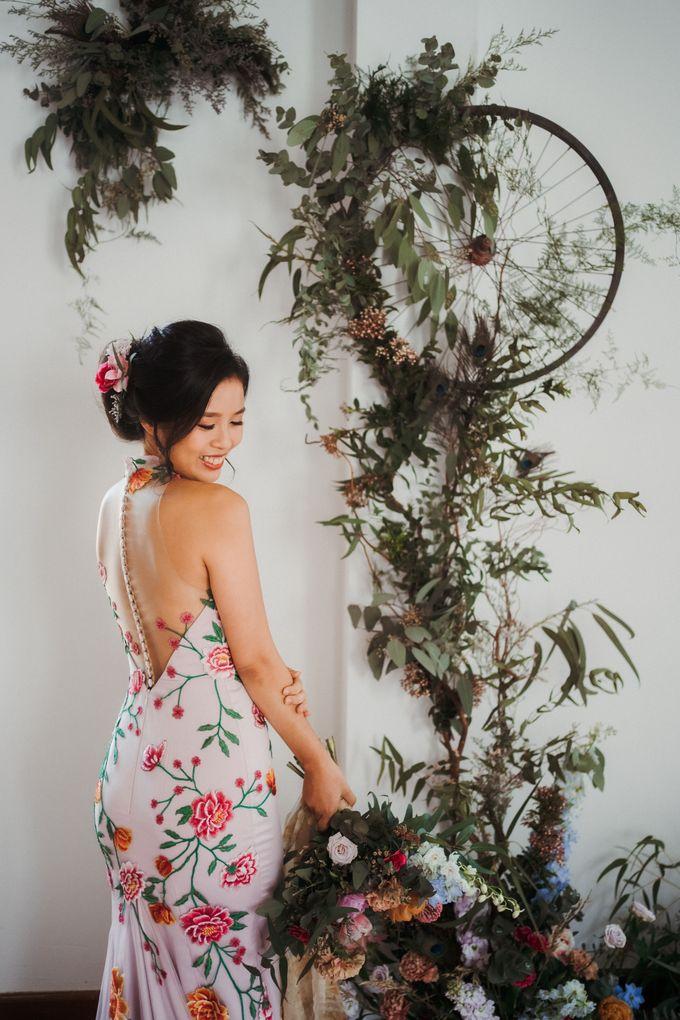 German-Peranakan Love Story by The Bloomish Eden - 009
