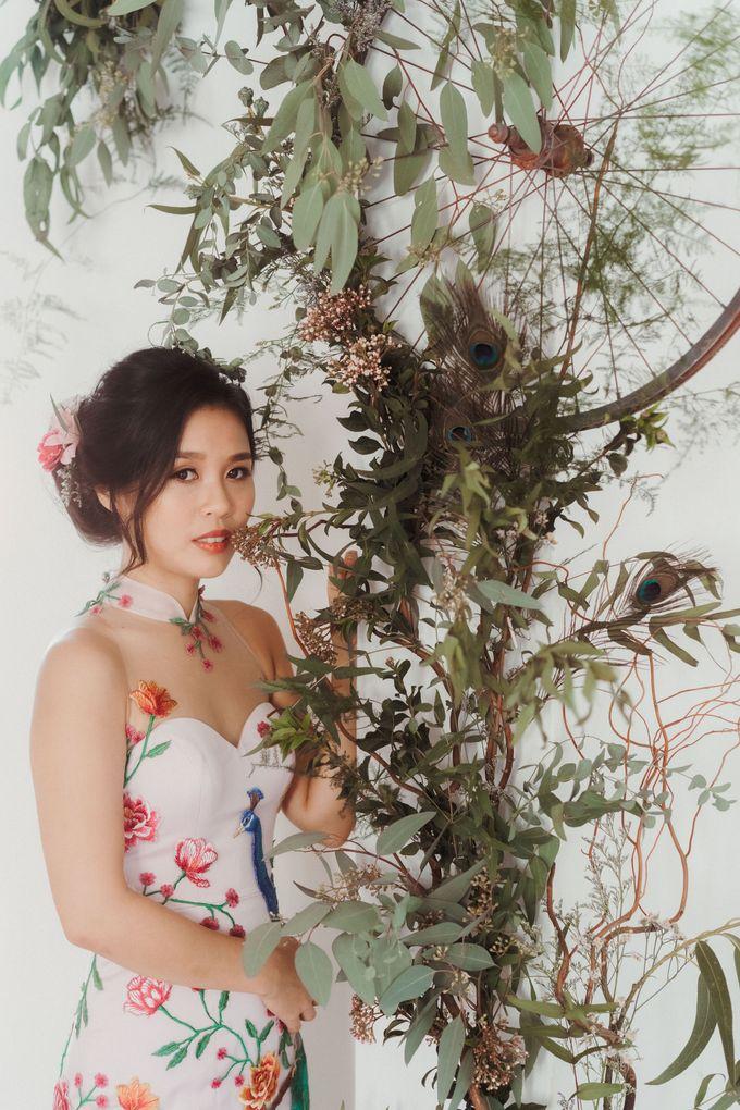 German-Peranakan Love Story by The Bloomish Eden - 011