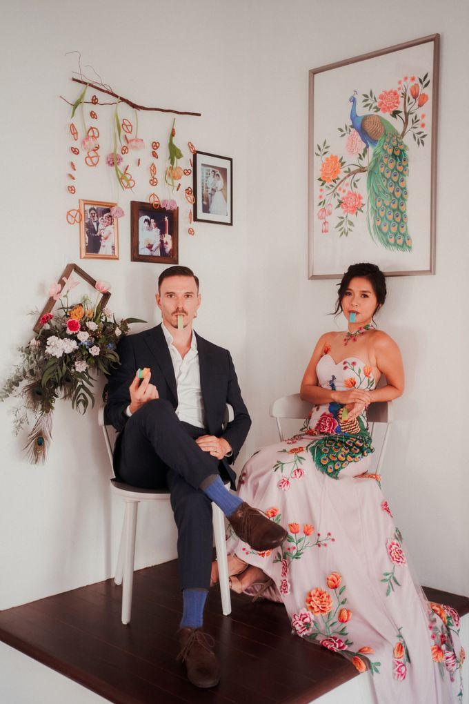 German-Peranakan Love Story by The Bloomish Eden - 013