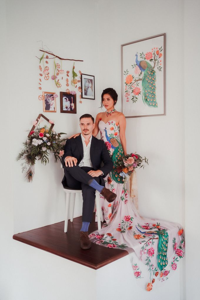 German-Peranakan Love Story by Arches & Co. - 015