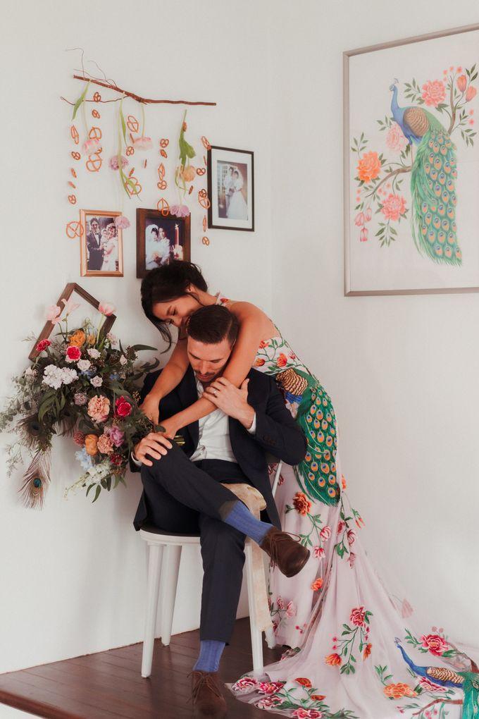 German-Peranakan Love Story by The Bloomish Eden - 016