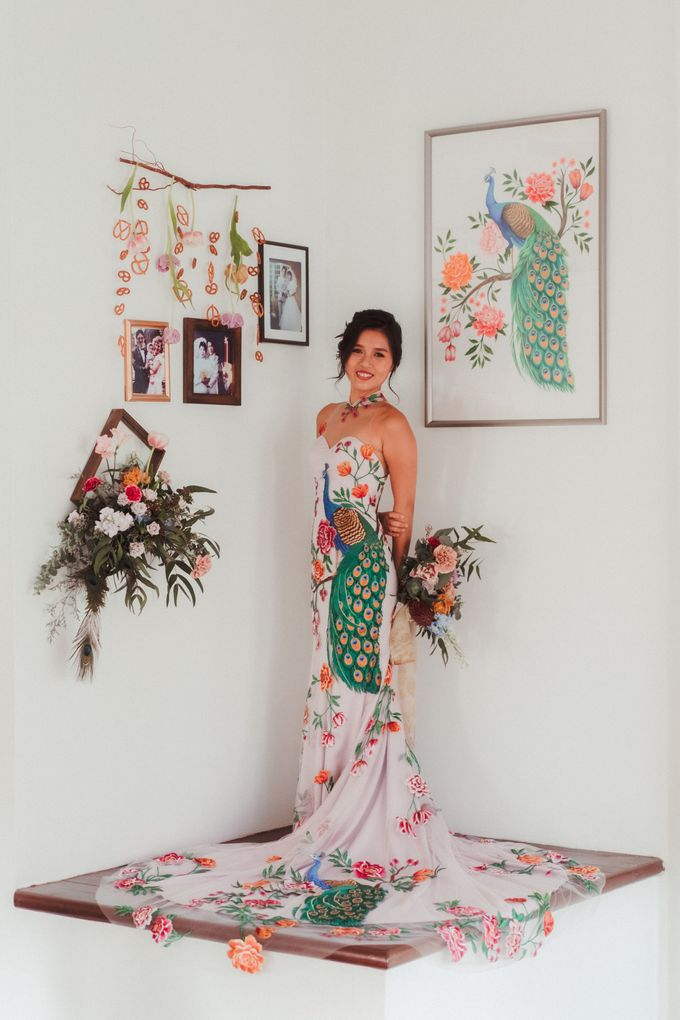 German-Peranakan Love Story by Arches & Co. - 018