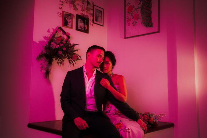 German-Peranakan Love Story by The Bloomish Eden - 024