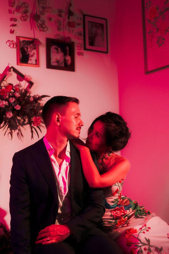 German-Peranakan Love Story by The Bloomish Eden - 019