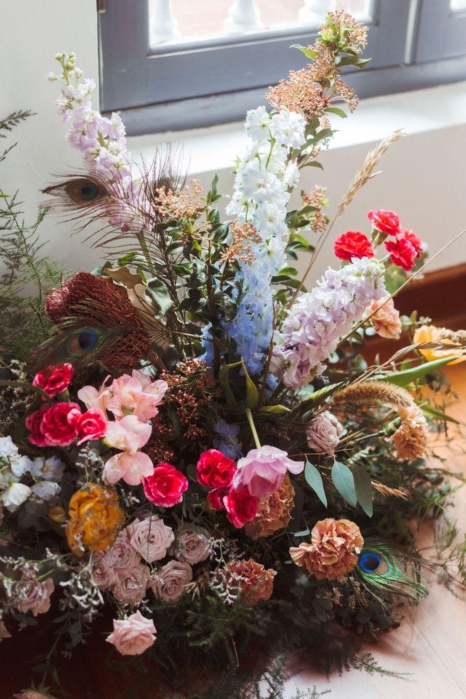 German-Peranakan Love Story by The Bloomish Eden - 022
