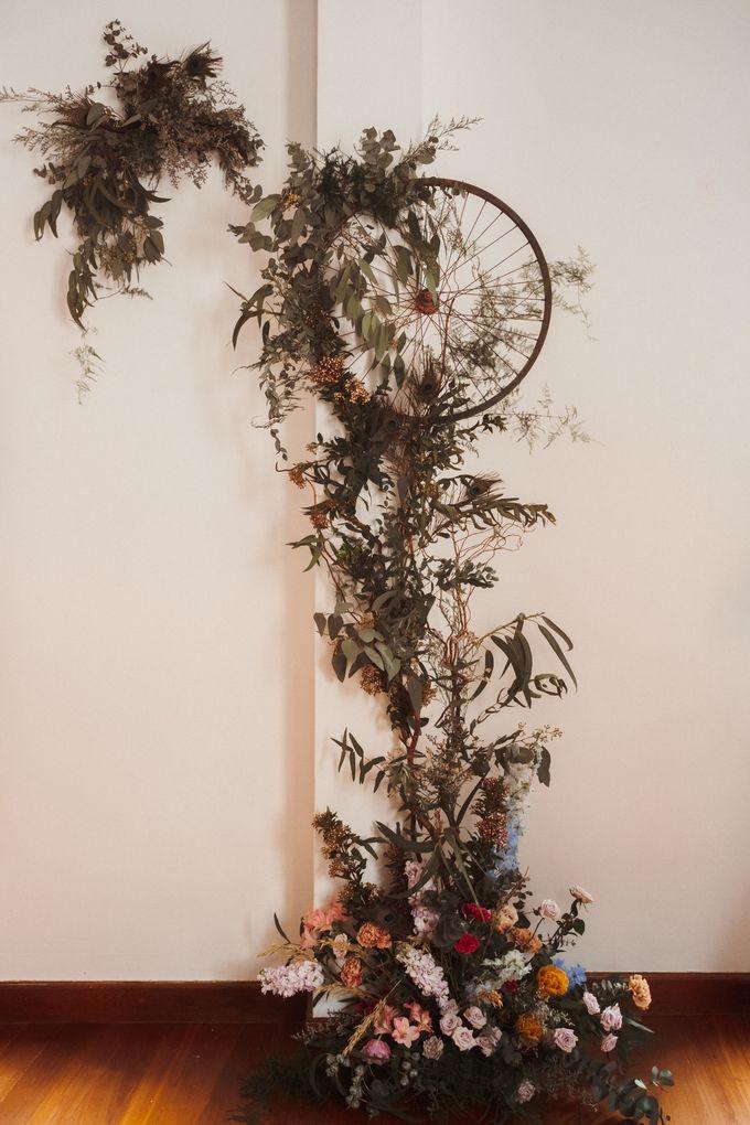 German-Peranakan Love Story by The Bloomish Eden - 023