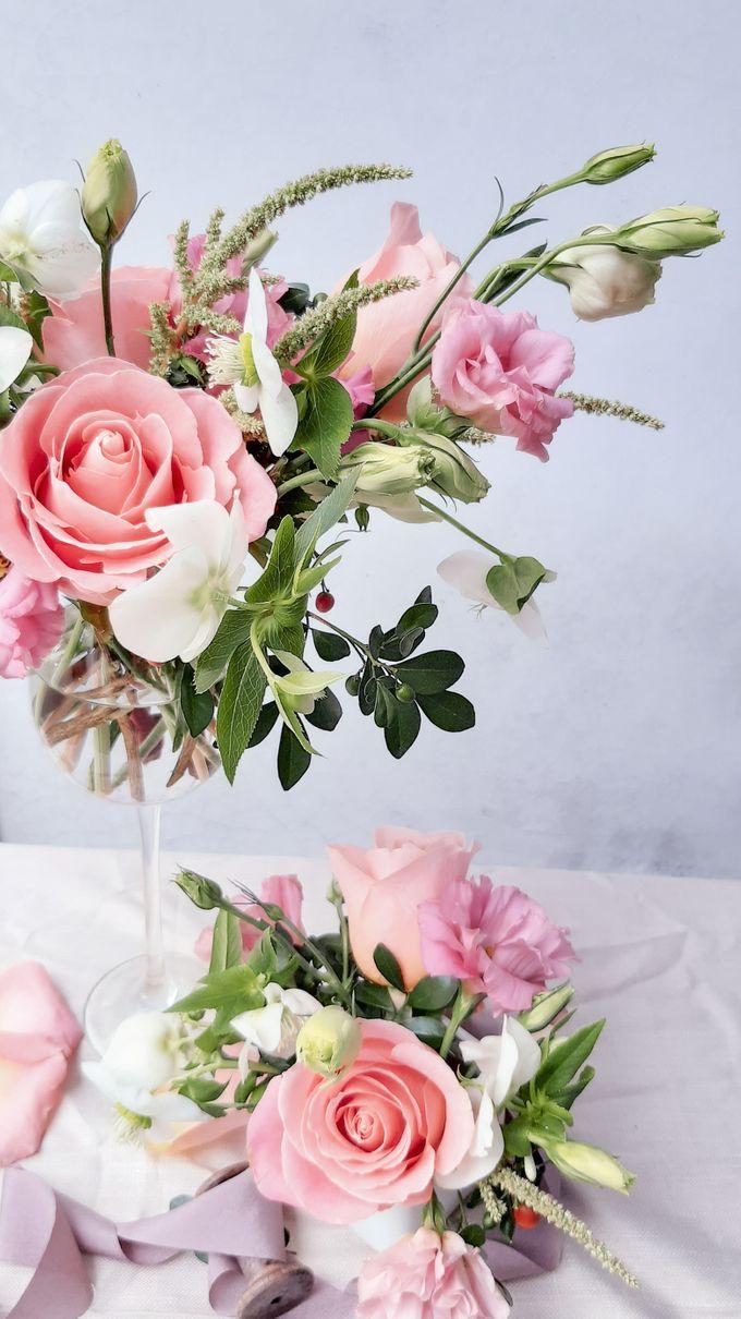 Vase Arrangement by Tiffany's Flower Room - 016