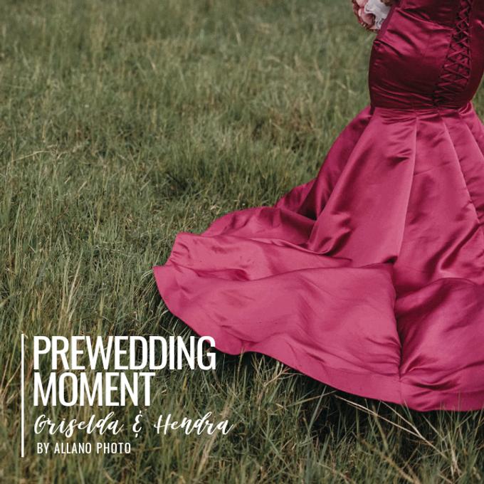 Prewedding Grisela & Hendra by ALLANO PHOTOGRAPHY - 001